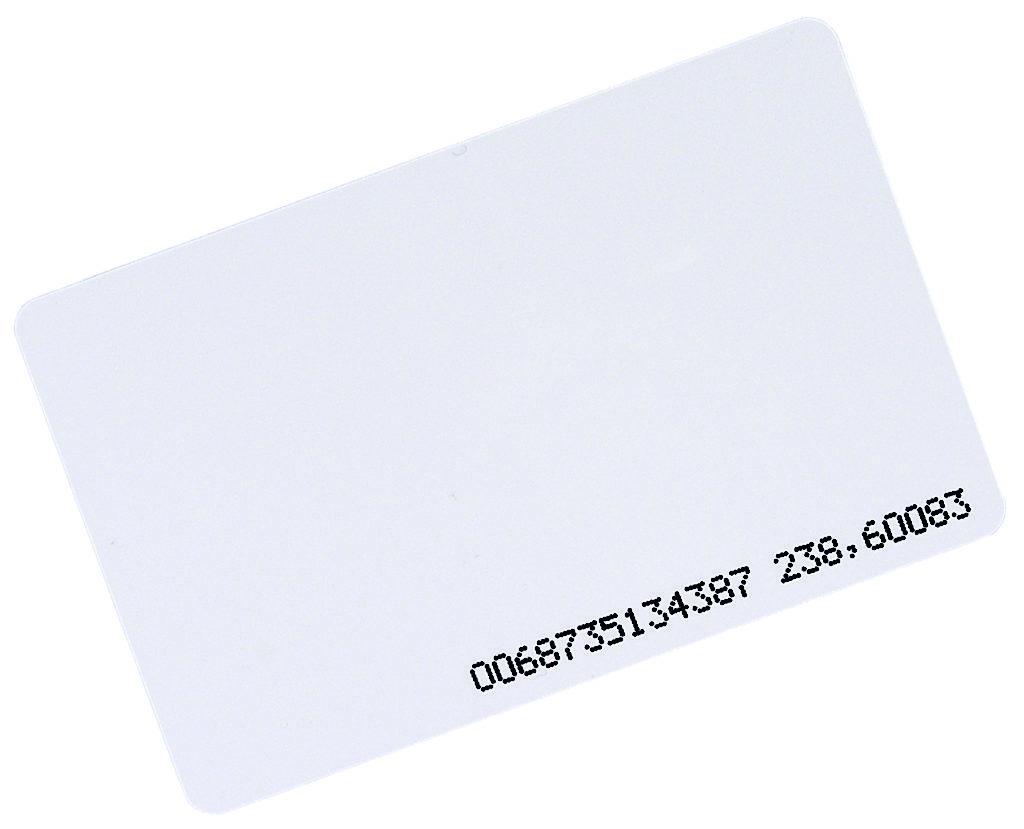 UHF1 karta ISO
