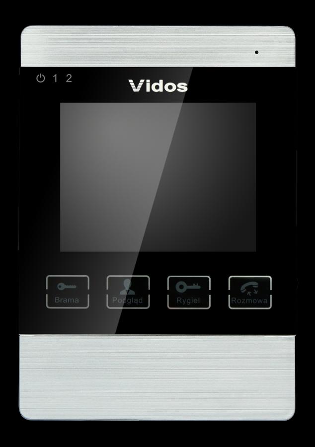 M904S – Monitor wideodomofonu
