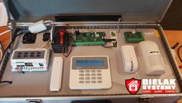 Szkolenie z instalacji alarmowych satel perfecta Bielak-Systemy