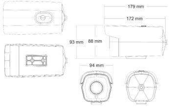 8304 PRO 3MPx Kamera Bielak-Systemy MSJ