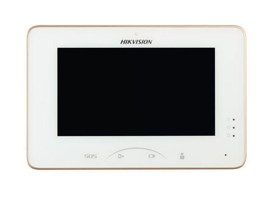 DS-KH8300-T HikVision monitor wideodomofonu, panel wewnętrzny