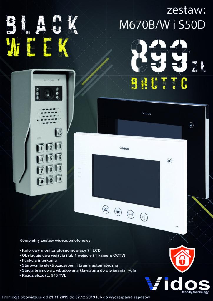 BLACK FRIDAY WEEK Bielak Systemy system wideodomofonu