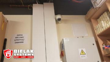 Instalacja CCTV Empik