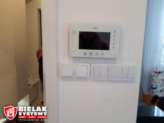 Instalacja wideodomofonu w Pieńsku