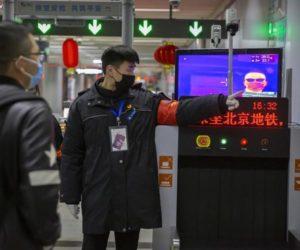 kamera termowizyjna, wykrywanie gorączki chiny