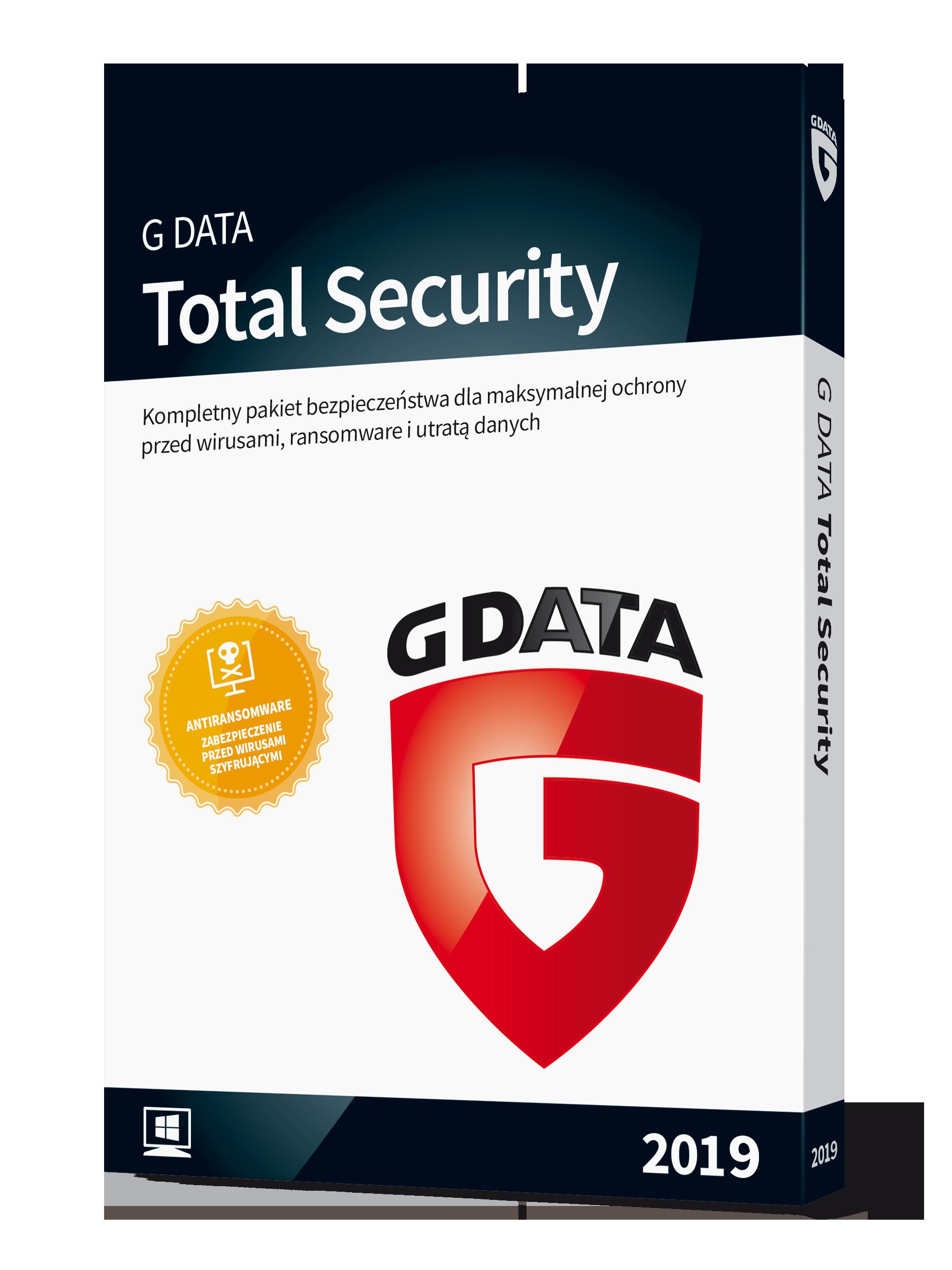 G DATA Internet Security Bielak-Systemy