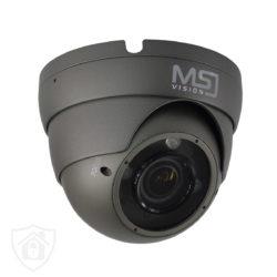 Kamera kopułkowa 4MPx BIelak-Systemy MSJ Vision grafitowa
