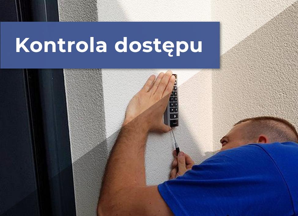 Oferta instalacja systemów kontroli dostępu Bielak-Systemy