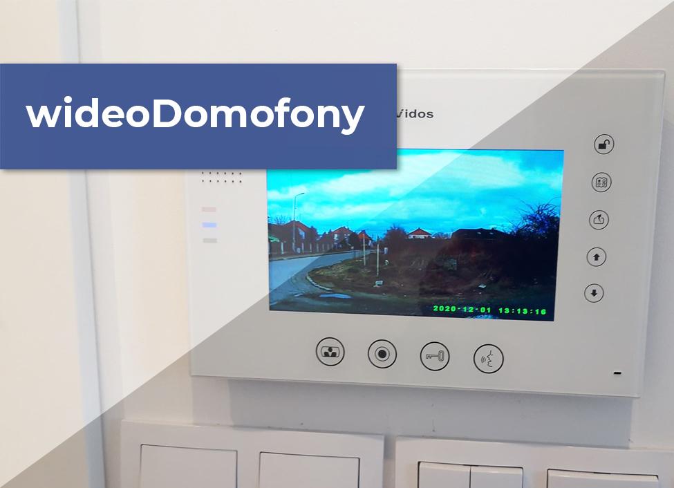 Oferta instalacja systemów domofonowych i wideodomofonowych bielak-systemy