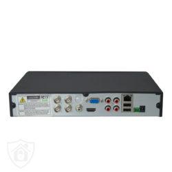 rejestrator 4K 8MPX Msj Vision tył