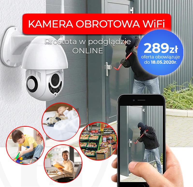 kamera wifi 289 zł