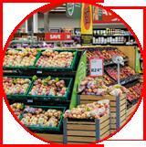 Zabezpieczenie sklepów i magazynów - zastosowanie