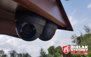 kamery kopułkowe MSJ Vision instalacja Bielak-Systemy