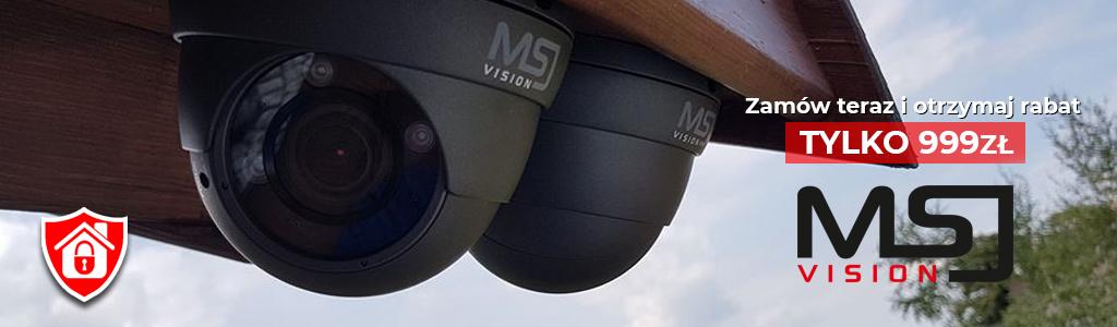 Zamów zestaw i otrzymaj rabat MSJ Vision