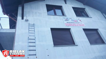 Ruzbudowa sieci, instalacja monitoringu i alarmu w wypożyczalni RAFA SPORT