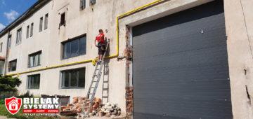 Zabezpieczenia obiektu Pobiedna alarm, monitoring