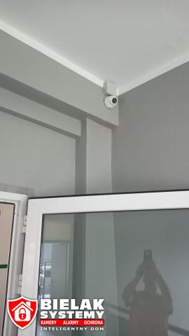 Instalacja wideodomofonu i monitoringu w bursie szkolnej w Jeleniej Górze