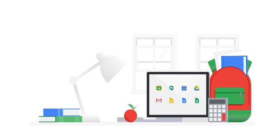 Połączymy dziennik elektroniczny z pakietem do nauczania zdalnego Google Workspace