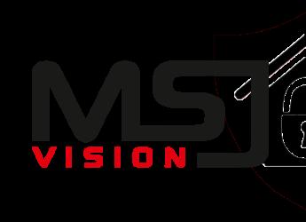 logo MSJ Vision systemy monitoringu kamery bielak-systemy