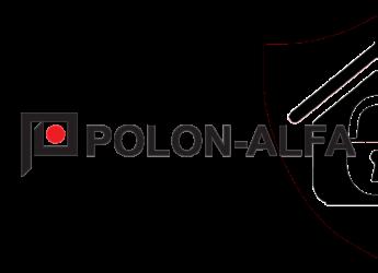 logo POLON-ALFA systemy p.poż oddymiania bielak-systemy