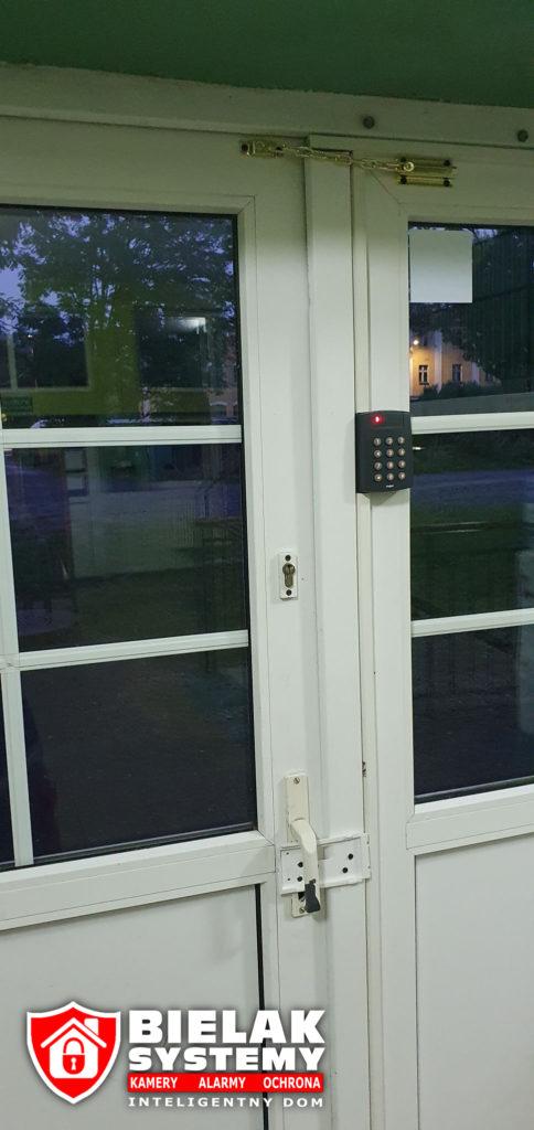 Instalacja kontroli dostępu we Wleniu