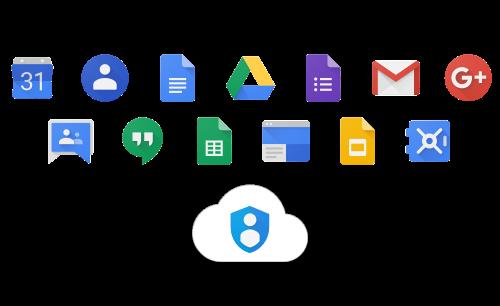 Narzędzia do nauki zdalnej Google Workspace