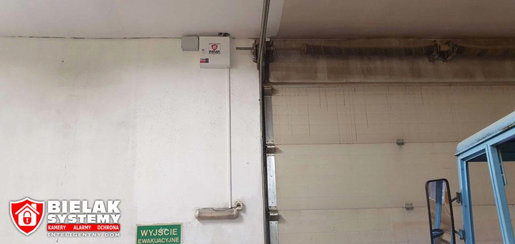 Instalacja kamer i alarmu w Gryfowie