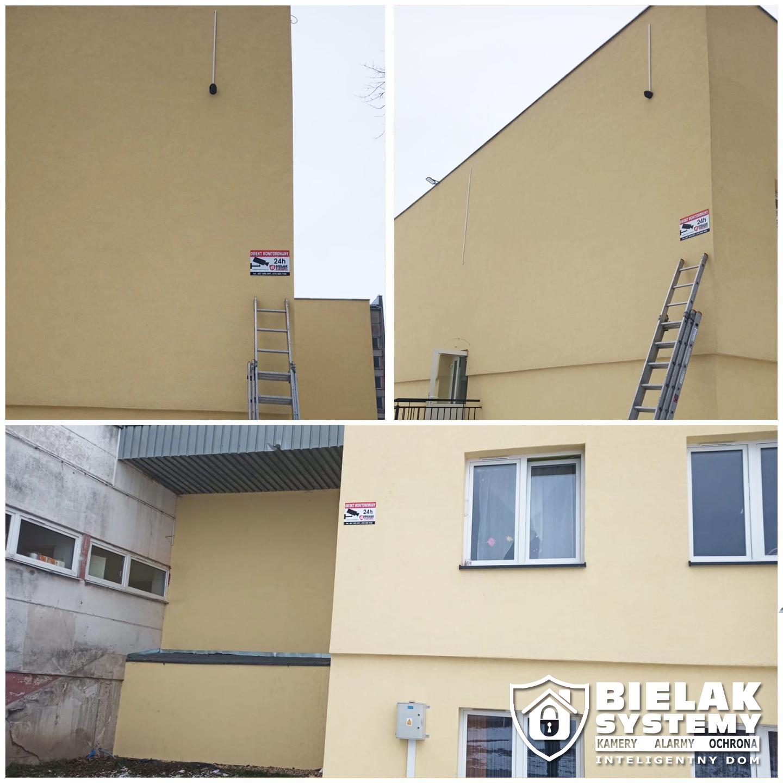 Instalacja profesjonalnego systemu CCTV w Uboczu - realizacje Bielak-Systemy